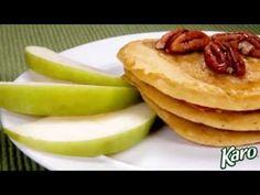 PANQUEQUES DE AVENA receta saludable básica. Además los clásicos de avena y banana, otra receta con manzana y una opción vegana sin huevo y sin lactosa.