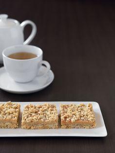 The Lily Pad Café's Caramel Oaty Slice