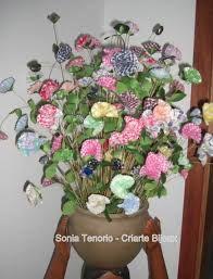 Risultati immagini per flor de fuxico