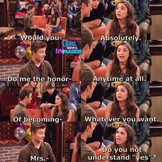 Girl Meets World (2x15) He then says Mrs. MINKUS, FARKLE WAS PROPOSING TO RILEY THROUGH LUCAS!!!! lolol