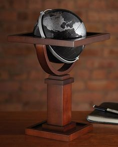 desktop wright globe a tabletop version of the popular wright floor globe the stand