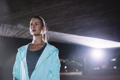 Whether you run early in the morning or late at night, staying safe is key. Check out six tips for staying safe while running in the dark, from Aaptiv trainers. Healthy Alcohol, Running In The Dark, The Darkest, Tips, Projects, Baby, Outdoor, Fashion, Log Projects