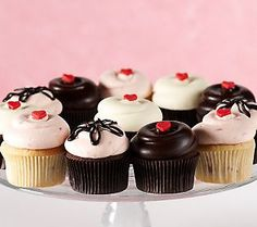 The way to the heart is through a Georgetown Cupcake!