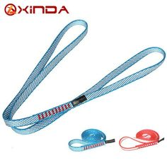 XINDA Di Nima Sling Dyneema Mountain Climbing Equipment Wear Resistant Bearing Protection Belt Forming Sling Products