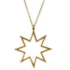 Starburst Necklace Large