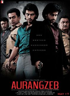 http://www.ticketnew.com/OnlineTheatre/online-movie-ticket-booking/tamilnadu-chennai/Aurangzeb-Hindi.html  Aurangzeb is an upcoming bollywood action crime thriller film directed by Atul Sabharwal. The film stars Prithviraj Sukumaran, Arjun Kapoor, Sashaa Agha, Swara Bhaskar in pivotal roles while Jackie Shroff, Rishi Kapoor, Amrita Singh, Sikander Kher and Kavi Shastri play supporting characters. Sources have reported the film to be a remake of the 1978 film Trishul.