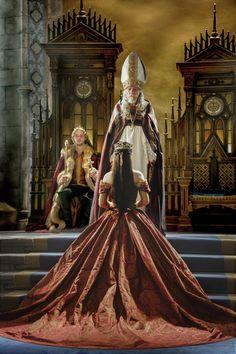 """Coronation"" #Reign #fashion #beauty #royalty"