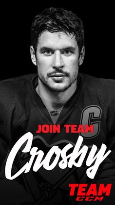 Sidney Crosby for CCM #TeamCCM Hot Hockey Players, Nhl Players, Pens Hockey, Ice Hockey, Hockey Puck, Ted Lindsay, Hockey Boards, Lets Go Pens, Penguin Love