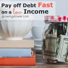 How to Pay Off Debt Fast with a Low Income - http://www.popularaz.com/how-to-pay-off-debt-fast-with-a-low-income-5/
