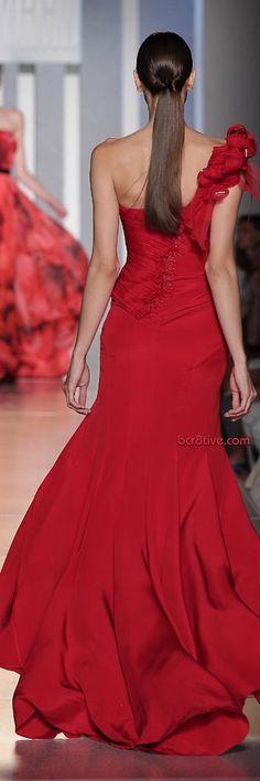 Tony Ward Haute Couture Fall Winter 2013
