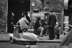Bruno Barbey. Rome 1964