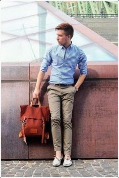40 Chinos For Men to Look More Gorgeous and Dashing 06ba6781f189