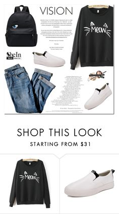 """SheIn"" by aurora-australis ❤ liked on Polyvore featuring J.Jill and Sheinside"