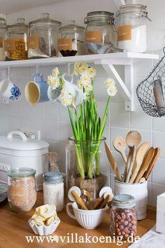 Villa König: Frühlingsküche - Spring Kitchen