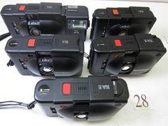 FC5-805LA オリンパス等フィルムカメラ 5台セット ジャンク_画像1