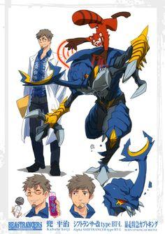 Male: Stag Beetle/ Taijutsu Master