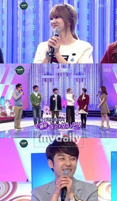 NS Yoon-G selects Sweet Sorrow's In Ho Jin as her ideal type #allkpop #NSYonnG