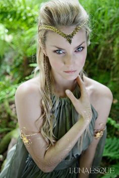 Items similar to Gold tiara circlet Celtic Handfasting wedding elven tiara pagan on Etsy Medieval Wedding, Celtic Wedding, Hobbit Wedding, Gold Tiara, Photoshoot Inspiration, Story Inspiration, Character Inspiration, Wedding Inspiration, Beltane