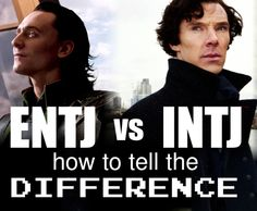 How to tell the Difference: ENTJ vs INTJ