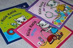 Maluszkowe inspiracje: Kicia Kocia - co sprawia, że dzieci ją kochają?