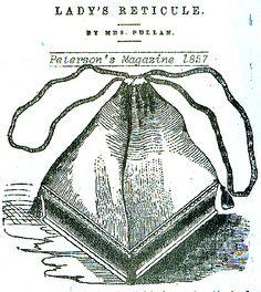 triangularly shaped reticule