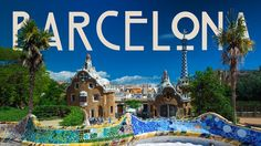 Barcelona GO!. BARCELONA in Flow-Motion - A fast moving short film....  In few other cities is it possible to walk from spectacular location...