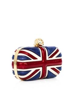 God save McQueen. This minaudière is totally jacked!