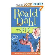 The BFG. Roald Dahl.