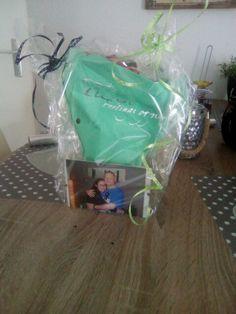Voor oma, plant&foto