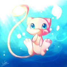 Mew-Pokemon