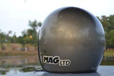 Rare gray mag ltd 🙏 Bell Helmet, Vintage Helmet, Visors, Riding Helmets, Gray, Vintage Headpiece, Grey