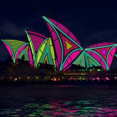 Travel to Sydney between the period of 24th May - 10 June 2013 and be astounded! During this period Sydney will once again be transformed into a spectacular canvas of light, music and ideas when Vivid Sydney takes over the city after dark.