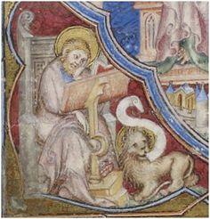 BNF Horae ad usum Parisiensum ou Petites heures de Jean de Berry http://gallica.bnf.fr/ark:/12148/btv1b8449684q/f113.item.r=horae.langEN