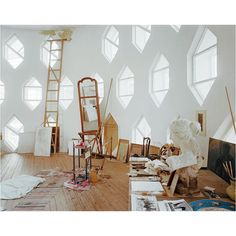 Morning Inspiration, Melnikov House by Konstantin Melnikov #melnikovhouse #theprimaryessentials