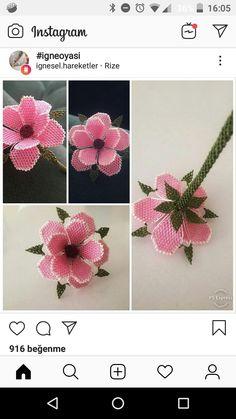 Crochet Flowers, Paper Art, Needlework, Free Pattern, Sewing, Knitting, Crafts, Jewelry, Instagram