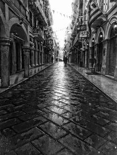 Corfu by Marios Provatas, via Behance