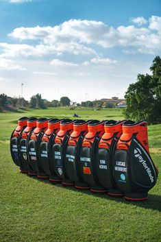 Get fully prepared for your round with the NEW 2019 Taylor Made staff bag🔥. Available now at eGolf Megastore (Dubai & Abu Dhabi Locations)⛳️ Dubai Golf, Golf Magazine, Classic Golf, Used Golf Clubs, Golf Shop, Play Golf, Blood Orange, Taylormade, Ladies Golf