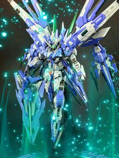 www.pointnet.com.hk - 改裝作品 MG 1/100 Gundam 00 Amazing QAN『T』