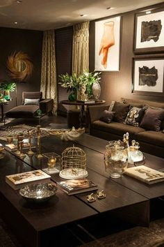 Stunning best colour in drawing room #DarkLivingRoom #NavyLivingRoom #DarkLivingRoomWalls ##DarkLivingRoomDecor #BlackLivingRoom #GreenLivingRoom