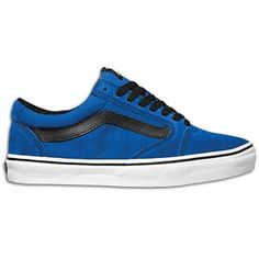 Vans TNT 5 - Mens - Royal Blue/Black