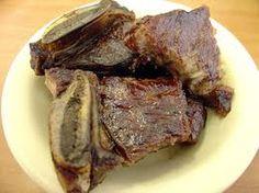 Pipi Kaula from Helena's Hawaii - salted and dried beef