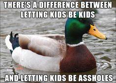 Blunt but true