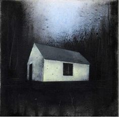 paper visual art journal » Elizabeth Magill: New Realities / Imagined Landscapes