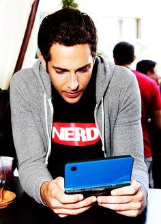 Zachary Levi, my dream boy :)