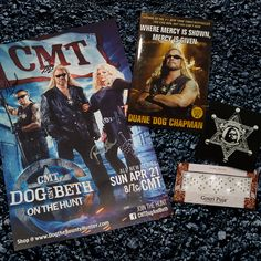 New episodes of CMT Dog and Beth: On the Hunt return with a new night and time, Saturday, August 24 at 9/8c