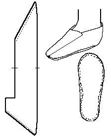 how to make Haithabu Shoe (c.9th-10th Centuries)
