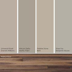 Beautiful Interior design tips for painting,Interior paint colors valspar and Interior house painting hacks. Interior Paint Colors, Paint Colors For Home, Interior Design, Interior Painting, Cabin Paint Colors, Taupe Paint Colors, Beige Paint, Simple Interior, Luxury Interior