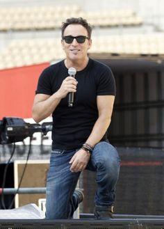 The Boss  Bruce Springsteen