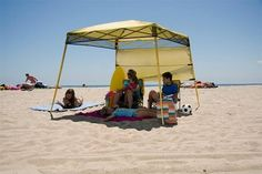 GO EASY Instant Backpack Canopy Gazebo - Yellow - 22 X 22m & go easy red portable backpack gazebo   Home: Thrifty Finds ...
