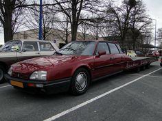 CITROEN CX Turbo Plateau Tissier Salon Champenois du Vehicule de Collection de Reims 2010 1